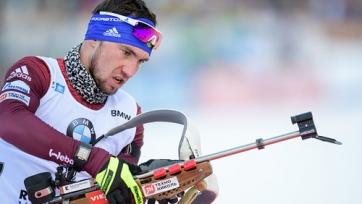 Логинов занял пятое место в гонке преследования на этапе Кубка мира в Оберхофе