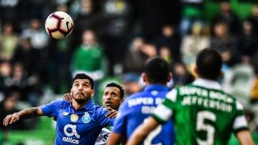 «Спортинг» прервал серию «Порту» из 18 побед подряд