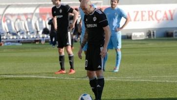 «Карабах» арендовал Ричарда Алмейду