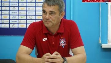 «Актобе» расстался с бывшим игроком сборной России