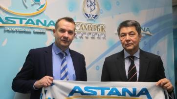 Бывший спортдир и тренер «Ростова» стал исполнительным директором «Астаны»