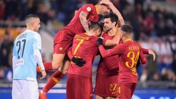 «Рома» разбила «Виртус Энтеллу» и вышла в четвертьфинал Кубка Италии