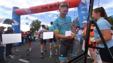 Велоспорт. Баллерини — 12-й на первом этапе «Тура Даун Андер»