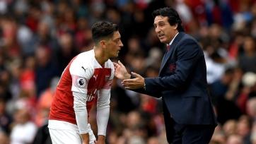 «Арсенал» предложил Озила топ-клубам Серии А