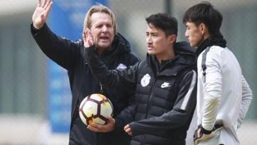 Бывший тренер «Шахтера» и «Реала» на пороге отставки в Китае