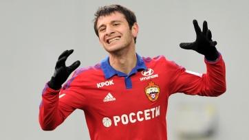 Дзагоев снова в общей группе ЦСКА