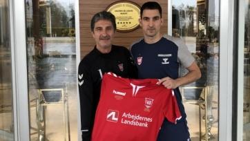 Бывший защитник «Локомотива» и «Астаны» перебрался в Данию