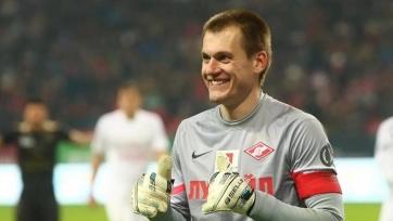 «Спартак» потерял Реброва до конца сезона