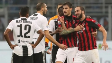 «Ювентус» – «Милан». Прогноз и анонс на Суперкубок Италии