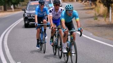 Санчес - 8-й на втором этапе «Тура Даун Андер»