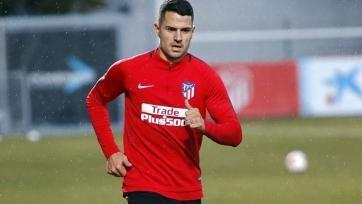 Хавбек «Атлетико» травмировался на тренировке