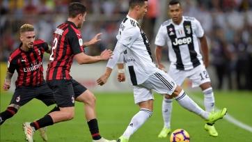 «Ювентус» - обладатель Суперкубка Италии