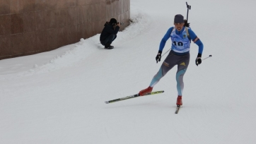Кубок Казахстана по биатлону: результаты индивидуальной гонки среди мужчин и юниоров