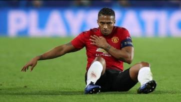 Валенсия не хочет покидать «Манчестер Юнайтед»