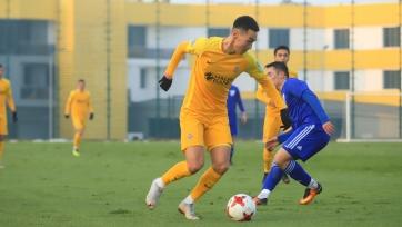 «Кайрат» в тренировочном матче обыграл команду Первой лиги