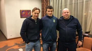 Еременко стал игроком «Ростова»