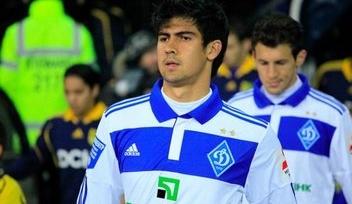 «Палмейрас» отправил бывшего защитника киевского «Динамо» в очередную аренду