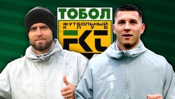 «Тобол» продлил контракты с двумя игроками