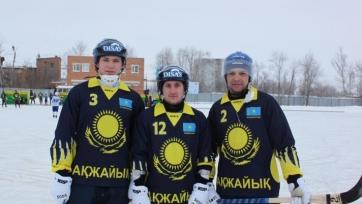 Хоккей с мячом. «Акжайык» разгромной победой отомстил «Локомотиву»