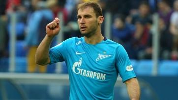 Иванович прибыл в тренировочный лагерь «Зенита»