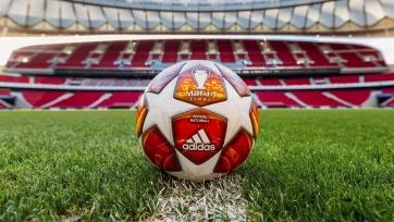 Показан мяч, которым будут играть в финале Лиги чемпионов этого года
