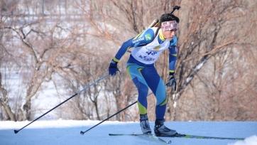 Казахстанские биатлонисты не попали в топ-50 спринта в Арбере