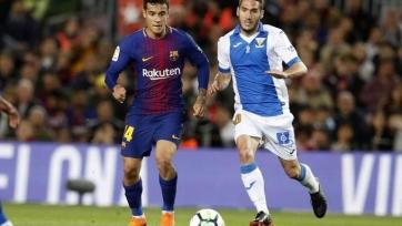 «Барселона» – «Леганес» - 3:1. Текстовая трансляция матча