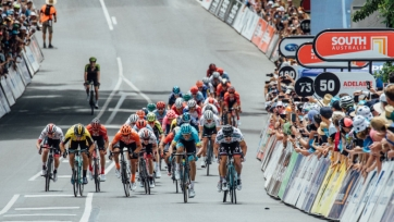 Санчес - 4-й по итогам велогонки «Тур Даун Андер»