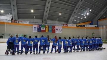 Женская сборная Казахстана по хоккею U-18 проиграла в финале квалификации ЧМ