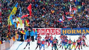 Казахстанские биатлонисты поднялись на 22-е место в Кубке наций