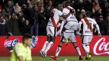 «Леванте» переиграл «Вальядолид», «Реал Сосьедад» спас матч с «Райо Вальекано»
