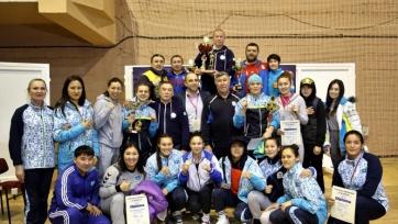 Женская сборная Казахстана по боксу вернулась домой из Сербии с высшей наградой «Кубка наций»