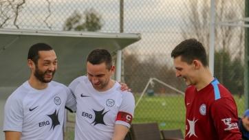«Иртыш» в товарищеском матче обыграл «Балтику»