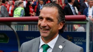 Сборная Саудовской Аравии рассталась с тренером