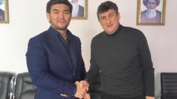 «Ордабасы» продлил контракт с главным тренером