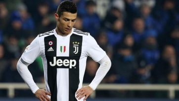 Роналду сравнялся с Месси по количеству нереализованных пенальти