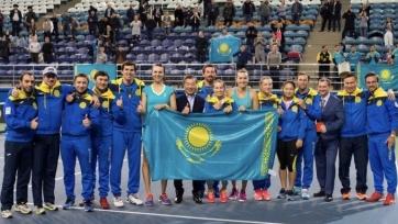 Объявлен состав сборной Казахстана на Кубок Федерации-2019
