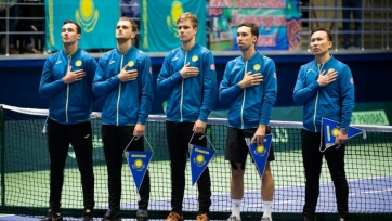 Кубок Дэвиса. Казахстан и Португалия объявили составы на очную встречу