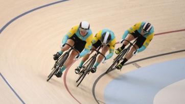 Стал известен состав сборной Казахстана на шестой этап Кубка мира по велотреку
