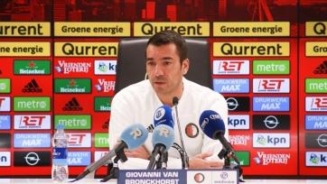 Ван Бронкхорст покинет «Фейеноорд» по окончании сезона