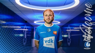 Бывший игрок сборной Украины перешел в «Гент», где уже выступают два его соотечественника