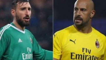 «Милан»: травма Рейны откладывает уход старшего Доннаруммы