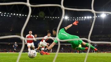 «Манчестер Юнайтед» обыграл «Арсенал» в 1/16 финала Кубка Англии