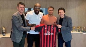 «Милан» подписал молодого защитника «Монако»