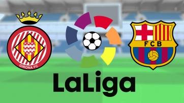 «Жирона» – «Барселона» - 0:2. Текстовая трансляция матча