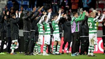 «Спортинг» по пенальти обыграл «Порту» в финале Кубка лиги