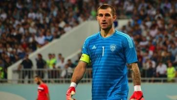 Вратарь сборной Узбекистана перебрался в Саудовскую Аравию