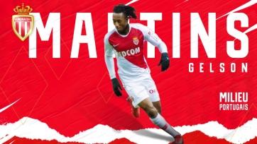 Официально: «Монако» арендовал хавбека «Атлетико»