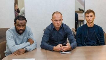 Нгаха стал первым камерунцем, возглавившим украинский клуб