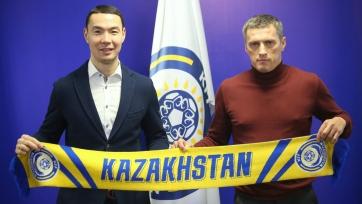 Сборная Казахстана U-21 узнала имя своего нового наставника